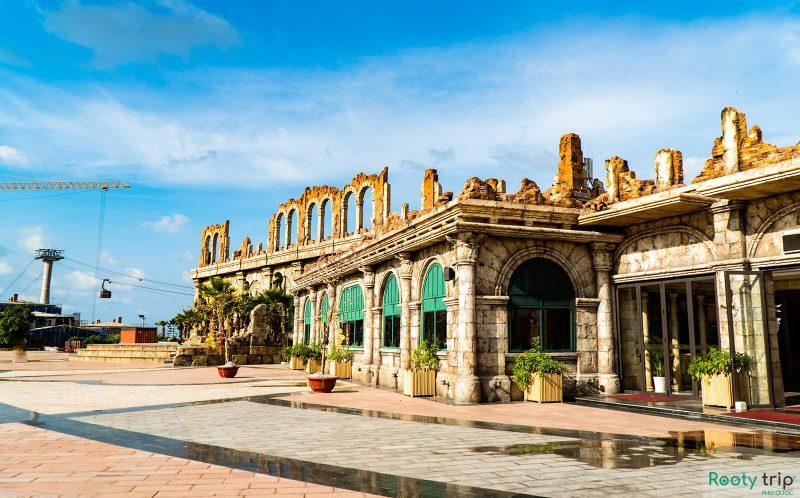 Hòn Thơm – hòn đảo trong mơ