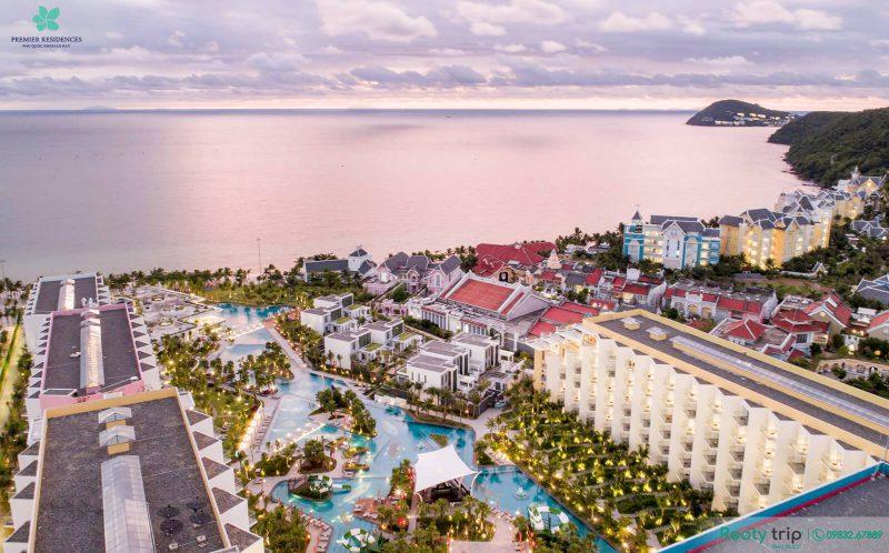 Combo khách sạn Premier Residences