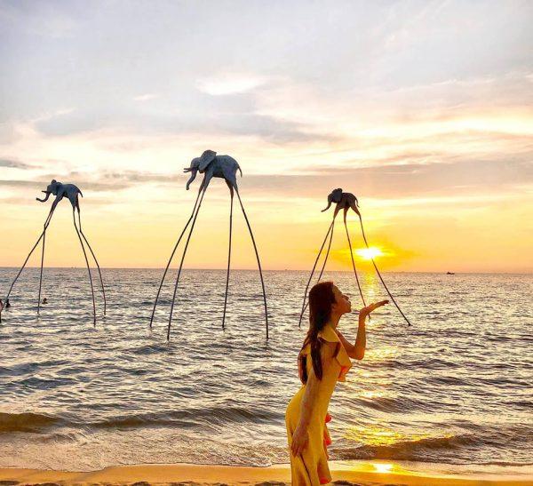 Sunset Sanato - điểm ngắm hoàng hôn được trông đợi nhất Phú Quốc