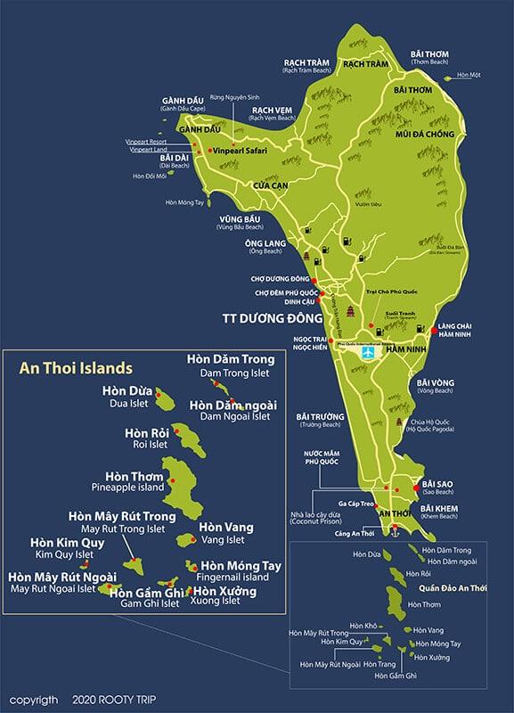 Tìm Hiểu Về Khu Du Lịch Phú Quốc – Đặc Khu Kinh Tế