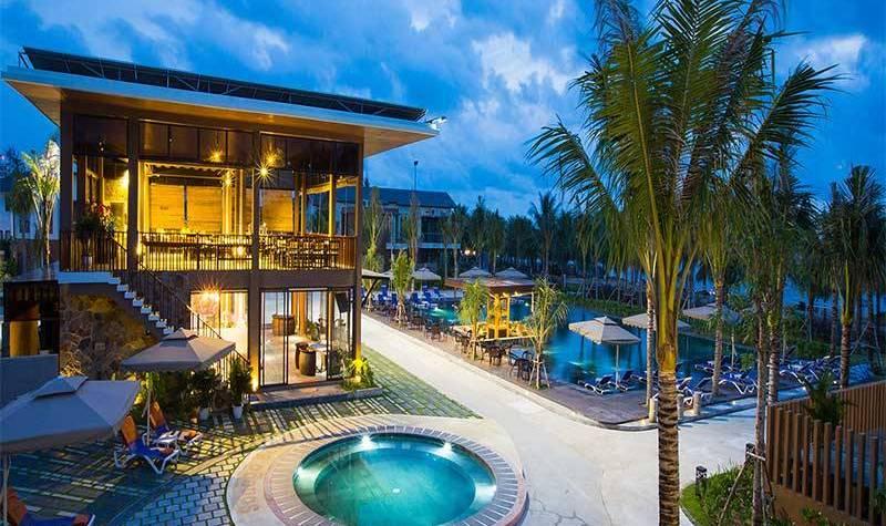 Combo Trọn Gói 3N2Đ Sonaga Beach Resort & Villa