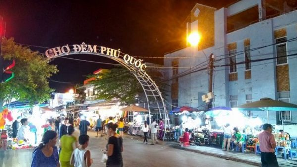 Đi chợ đêm phú quốc