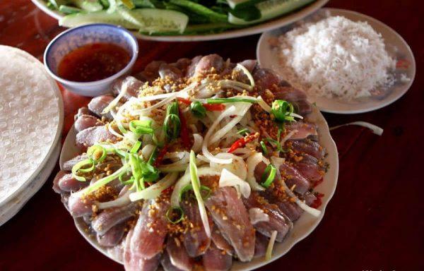 Đi Nam Đảo Phú Quốc ăn gì