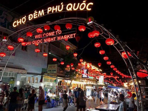 hải sản chợ đêm phú quốc