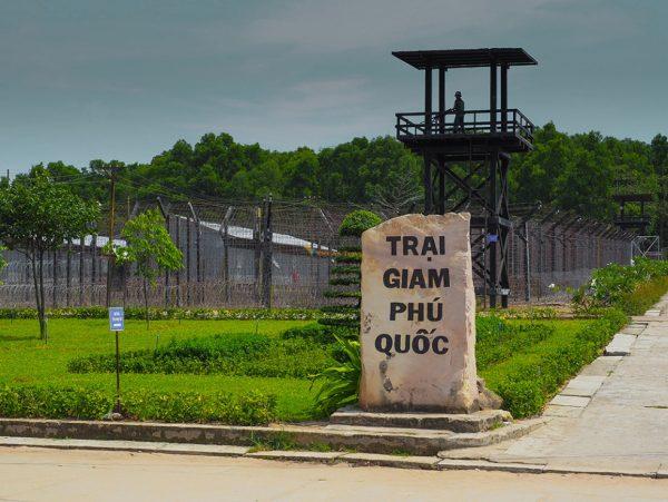 Di tích lịch sử nhà tù phú quốc lưu giữ truyền thống cách mạng