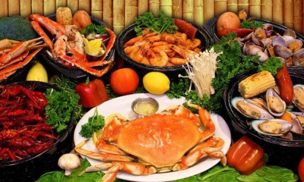 Quán hải sản số 1 tại Phú Quốc