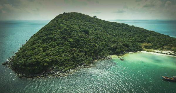 Điêu đứng với vẻ đẹp thiên nhiên kỳ vĩ của Mũi Ông Đội - Phú Quốc