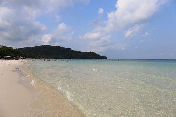 Phú Quốc sở hữu những bãi biển cực đẹp
