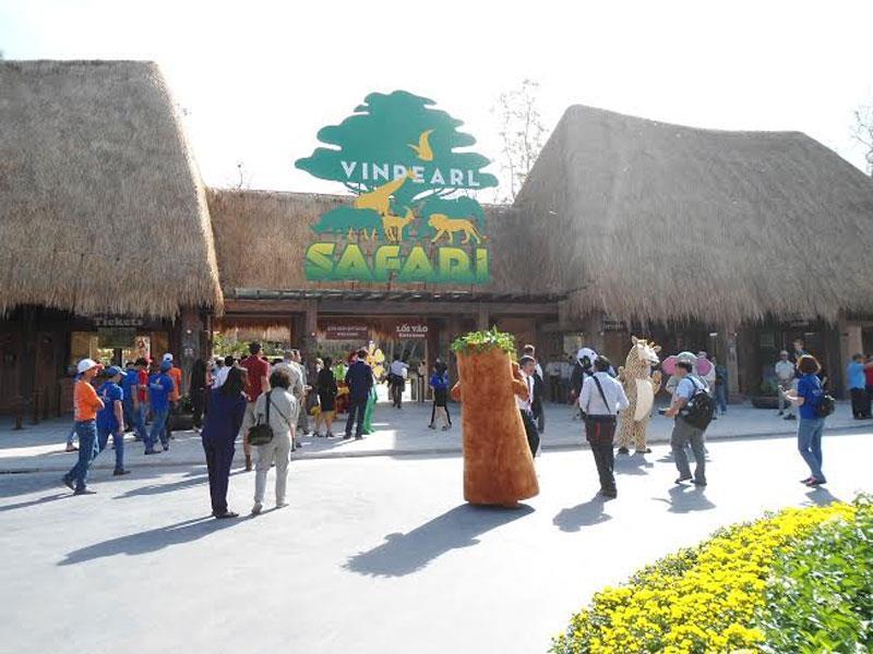 Phú quốc sở hữu vườn thú bán hoang dã đầu tiên tại Việt Nam