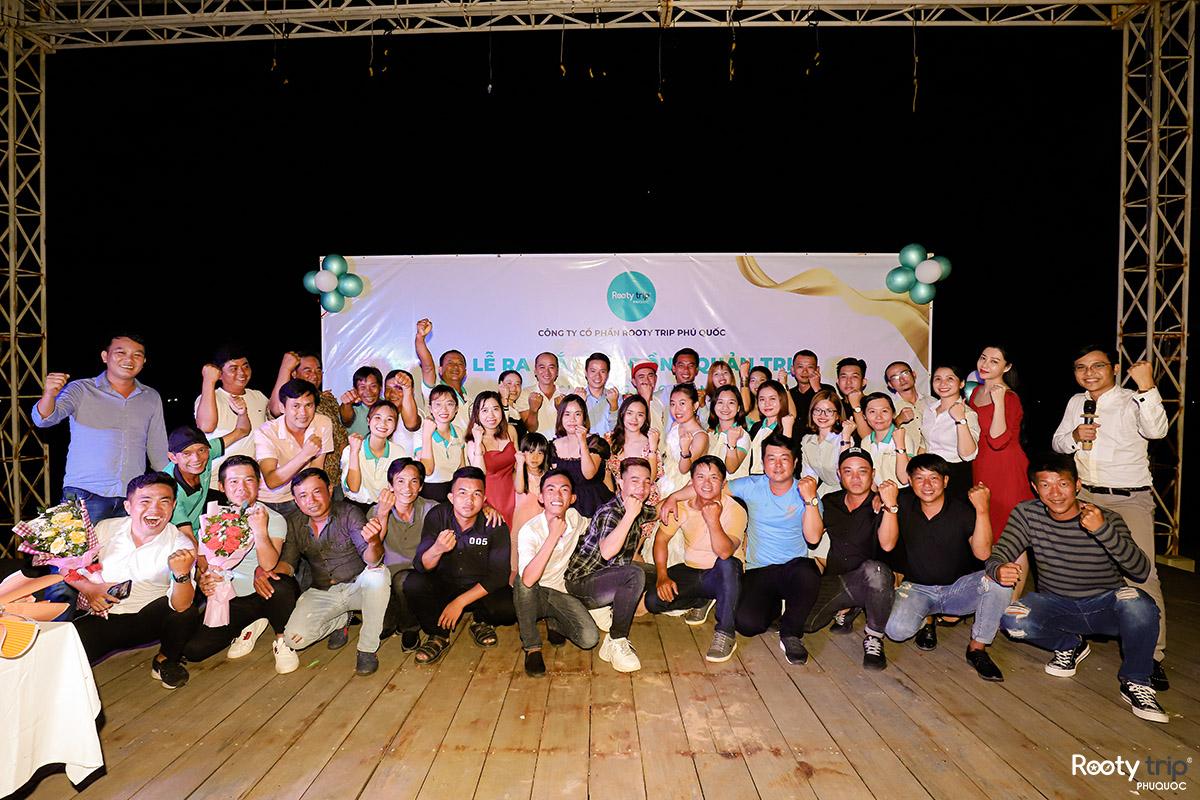 Rooty Trip ra mắt hội đồng quản trị và khai trương xe, cano hiện đại nhất Phú Quốc