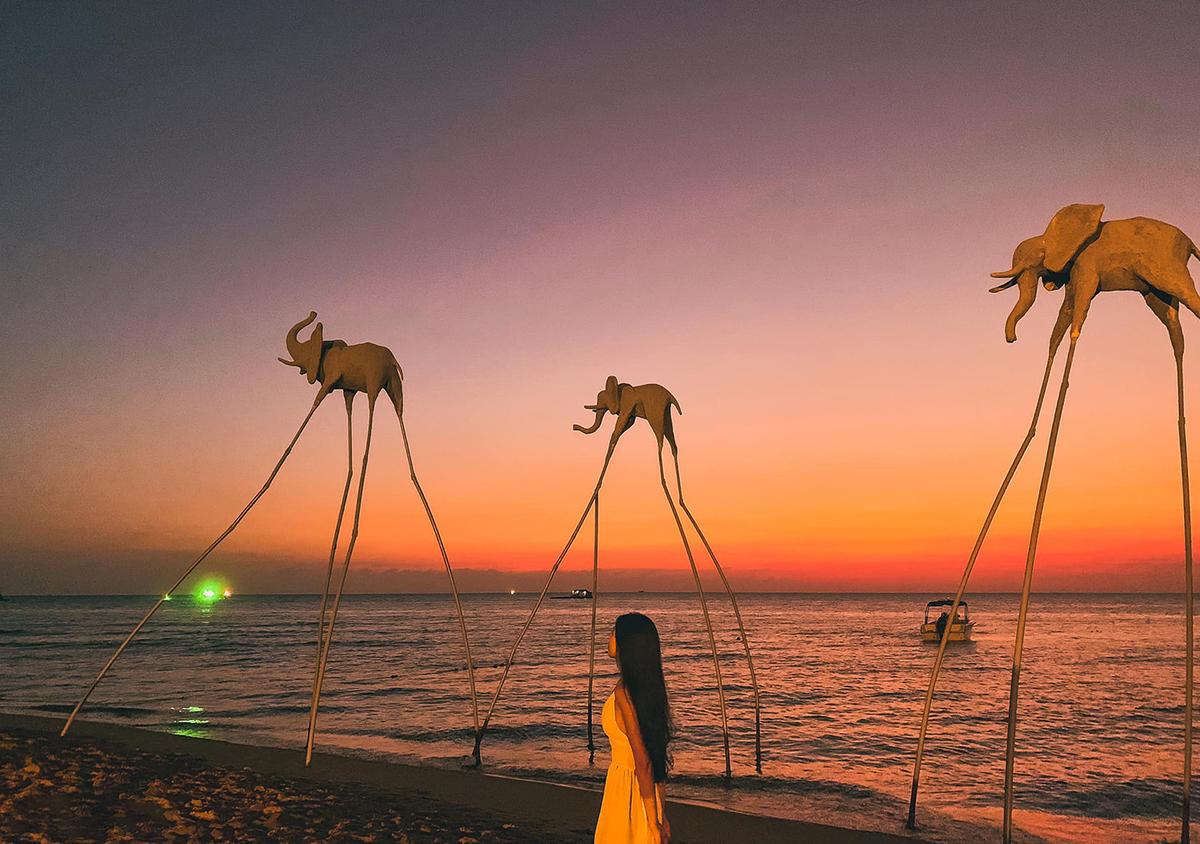 Sunset Sanato địa điểm check-in hot bật nhất Phú Quốc