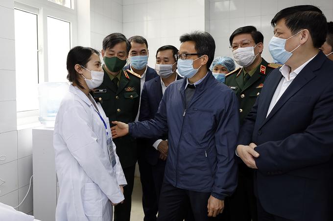 Vaccine Covid-19 Việt Nam dự kiến sẽ được tiêm thử cho 30.000 người