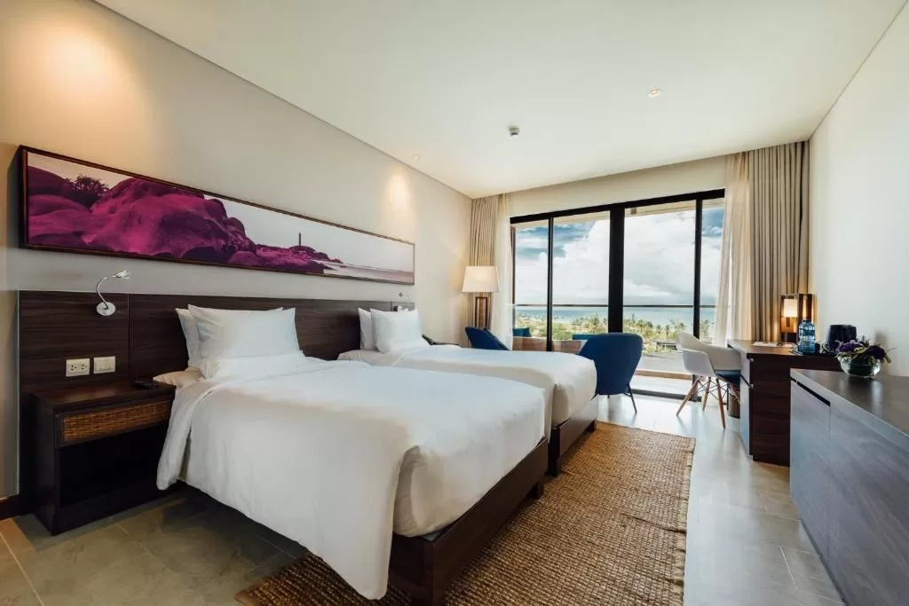 Combo 3N2Đ resort Novotel Phú Quốc