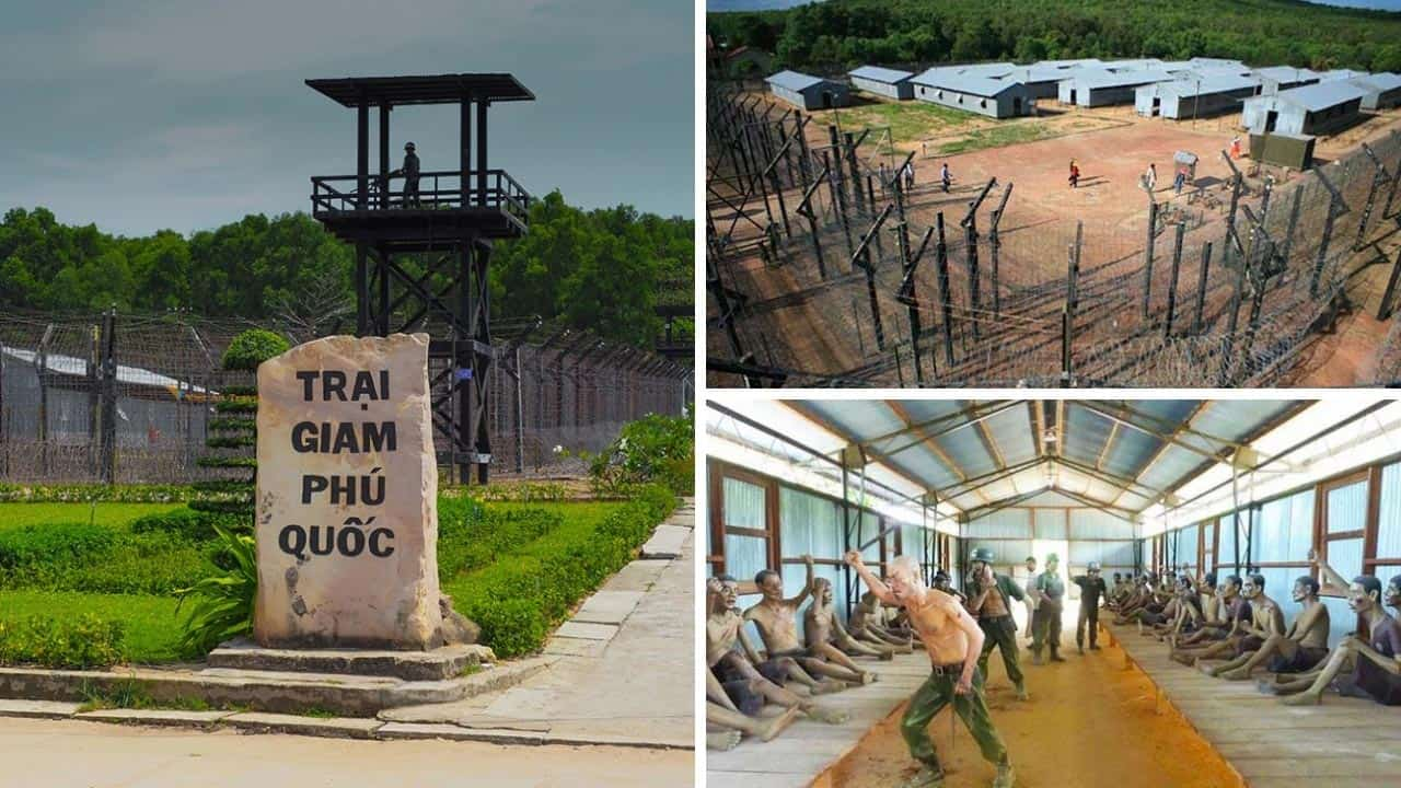 Nhà tù Phú Quốc di tích lịch sử cấp quốc gia