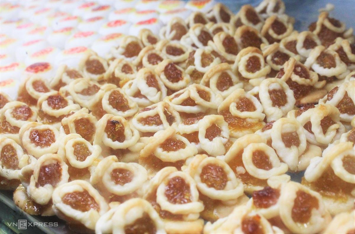 Bánh khéo là thức bánh lạ nhưng cực kỳ ngon