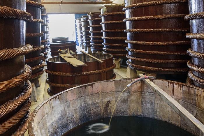 Nước mắm Phú Quốc có nguồn gốc lâu đời